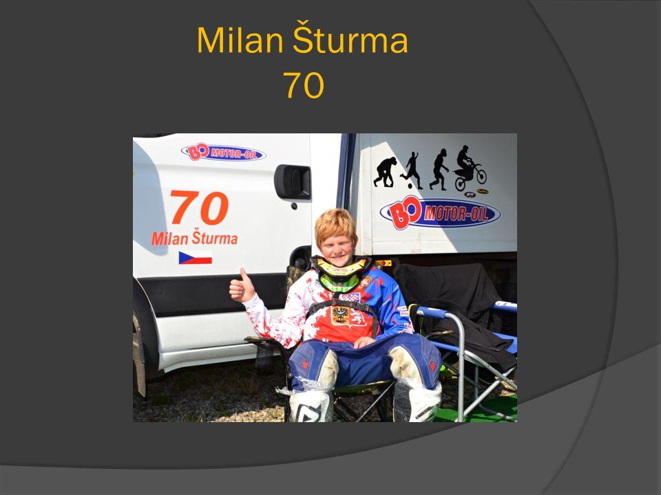 Milan Šturma 70