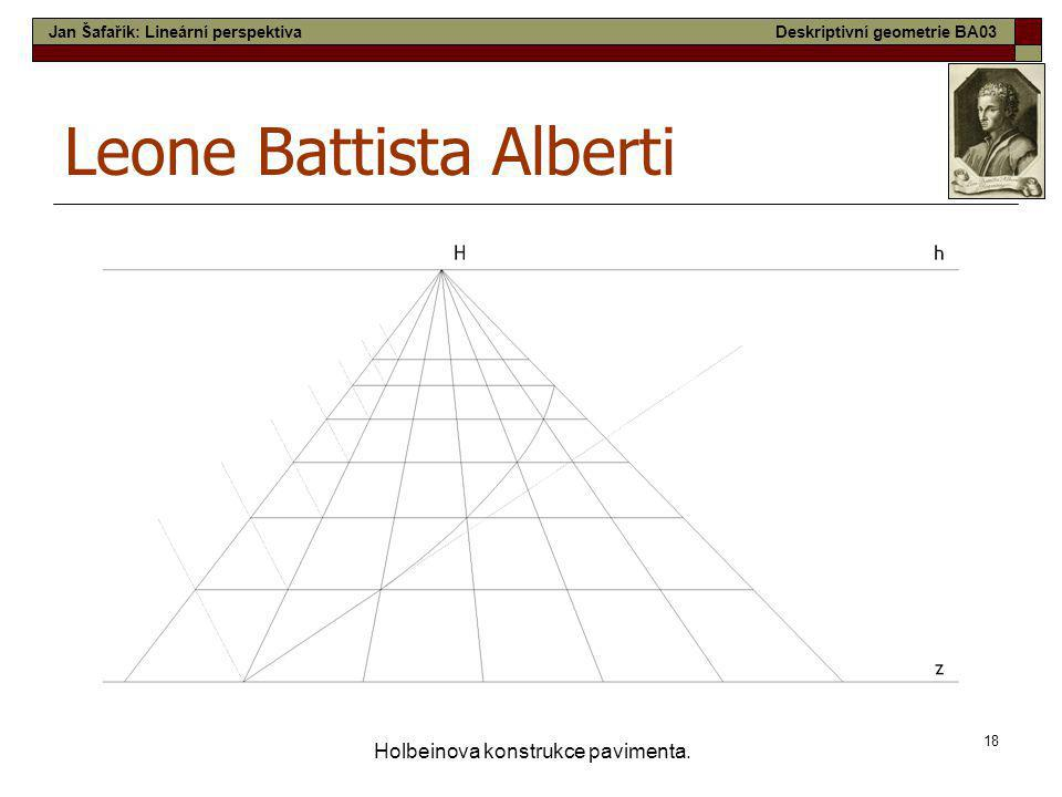 Leone Battista Alberti