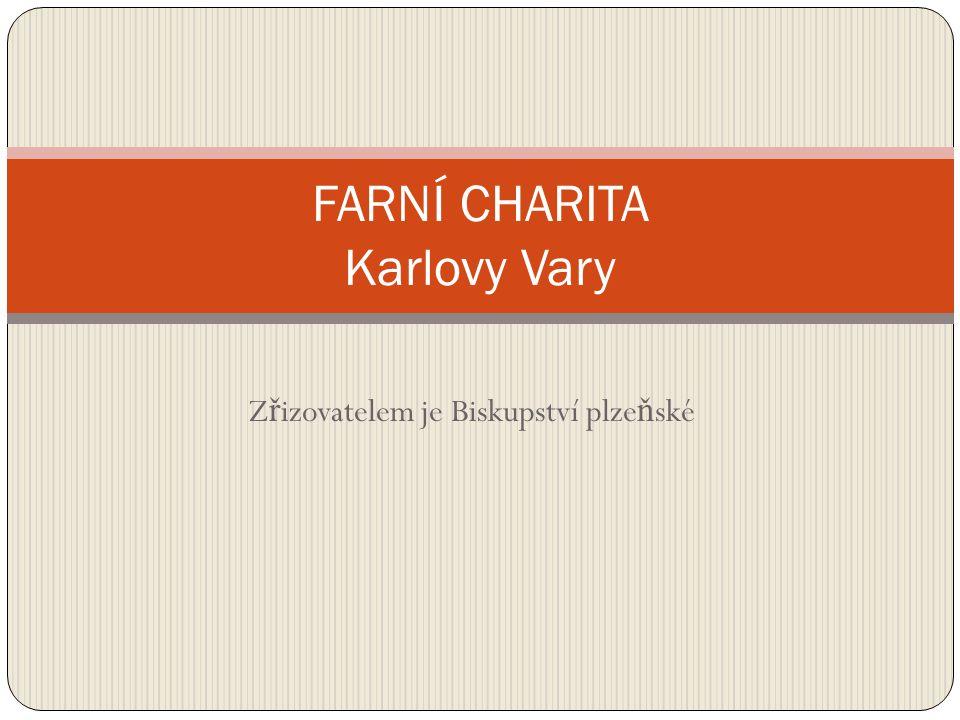 FARNÍ CHARITA Karlovy Vary