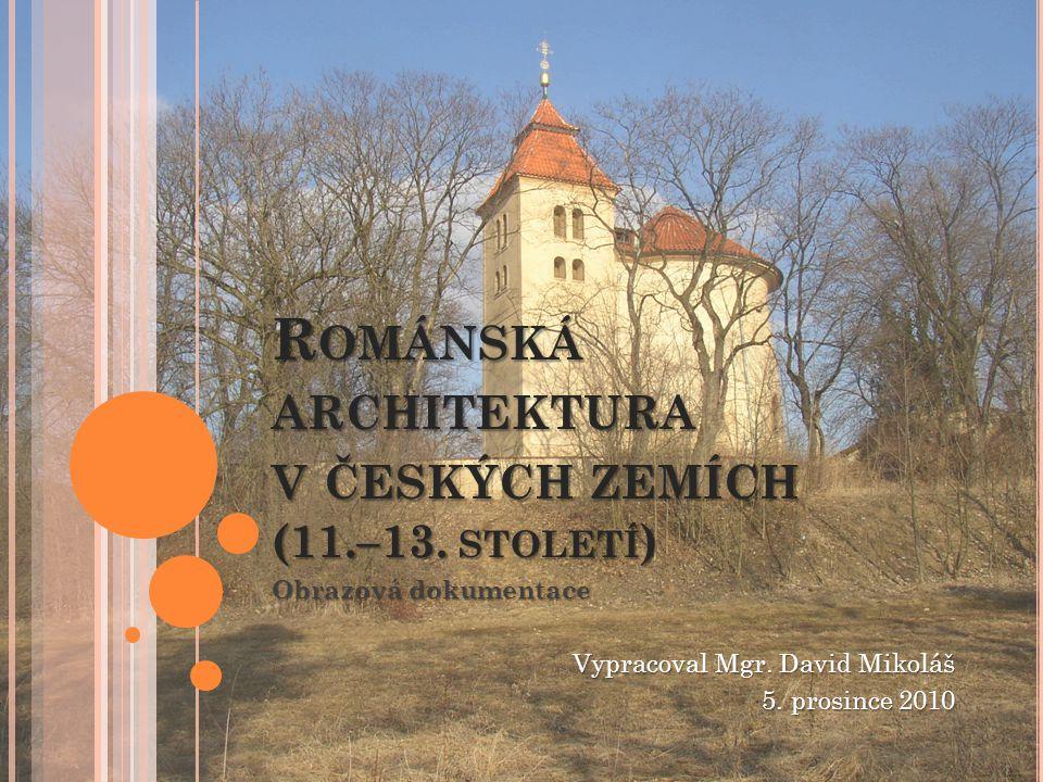 Románská architektura v českých zemích (11.–13. století)