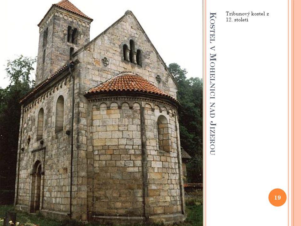 Kostel v Mohelnici nad Jizerou