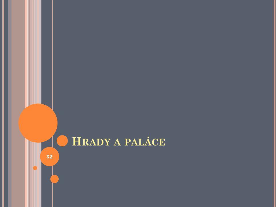 Hrady a paláce