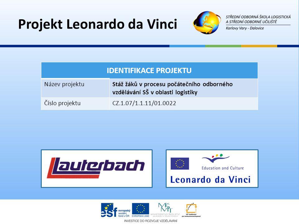 Projekt Leonardo da Vinci