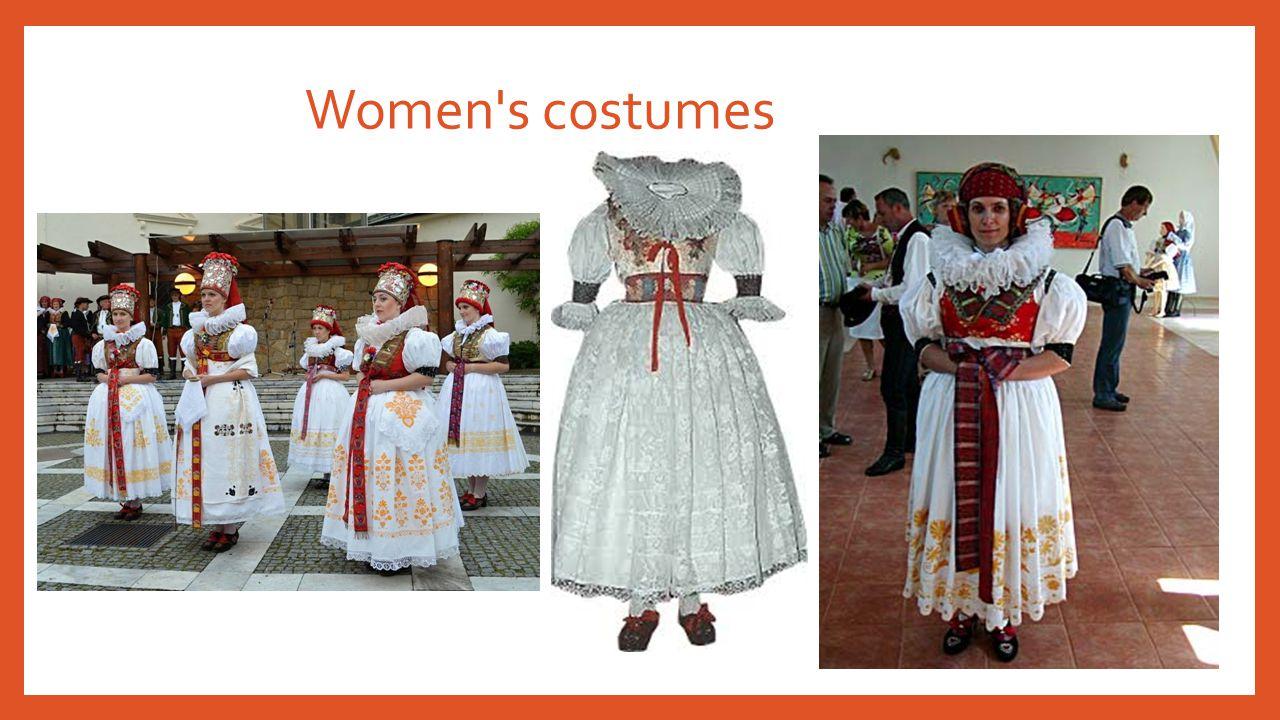 Women s costumes