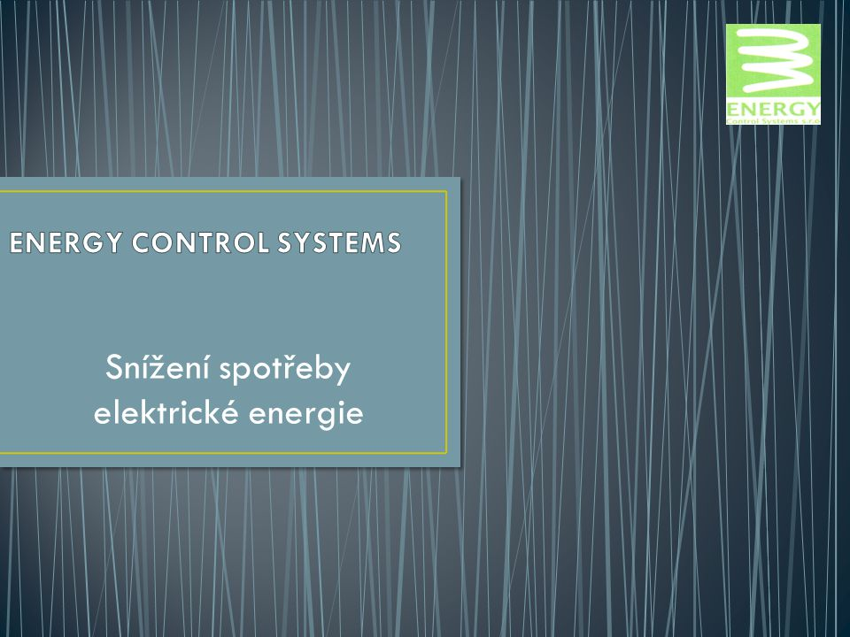 ENERGY CONTROL SYSTEMS