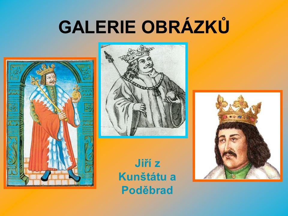Jiří z Kunštátu a Poděbrad