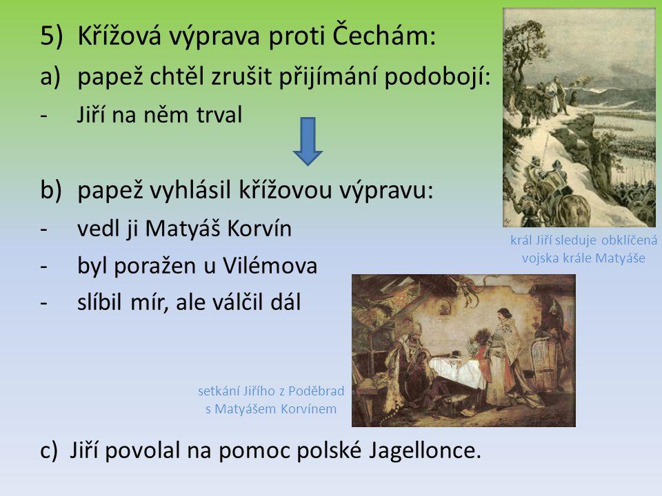 Křížová výprava proti Čechám: