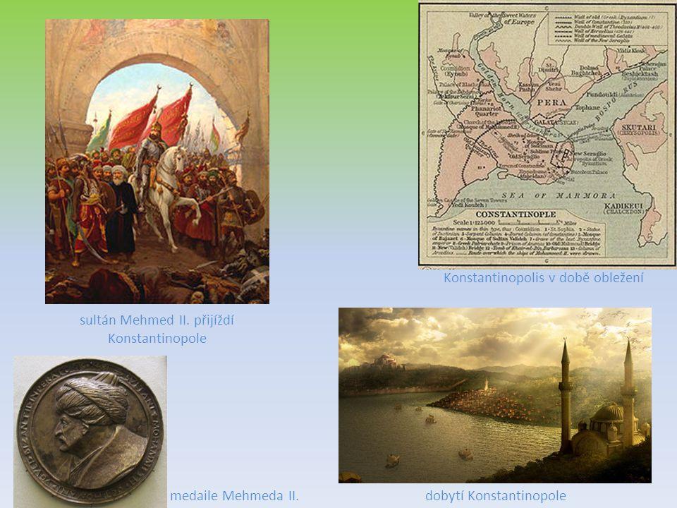 Konstantinopolis v době obležení
