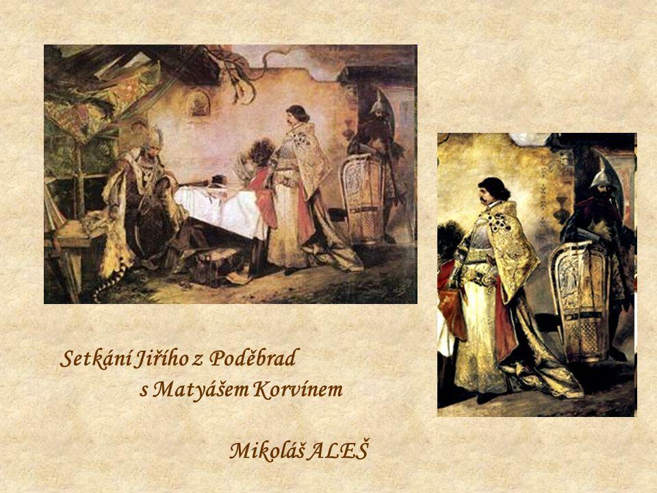 Setkání Jiřího z Poděbrad