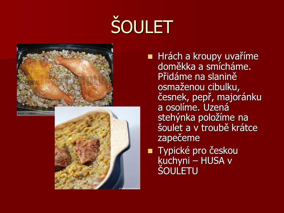 ŠOULET