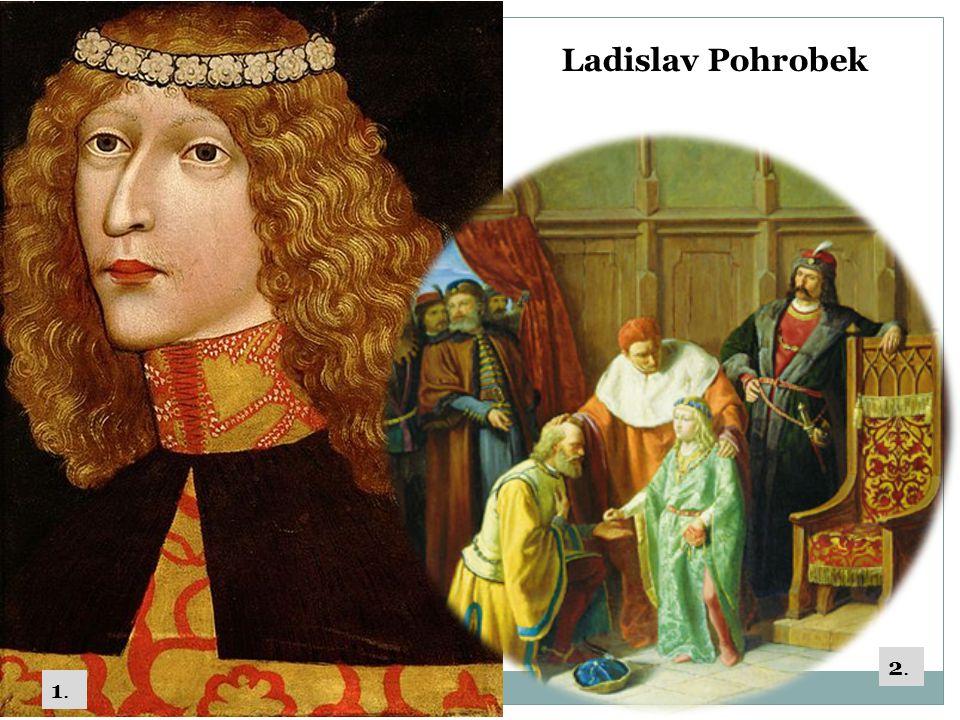 Ladislav Pohrobek 2. 1.