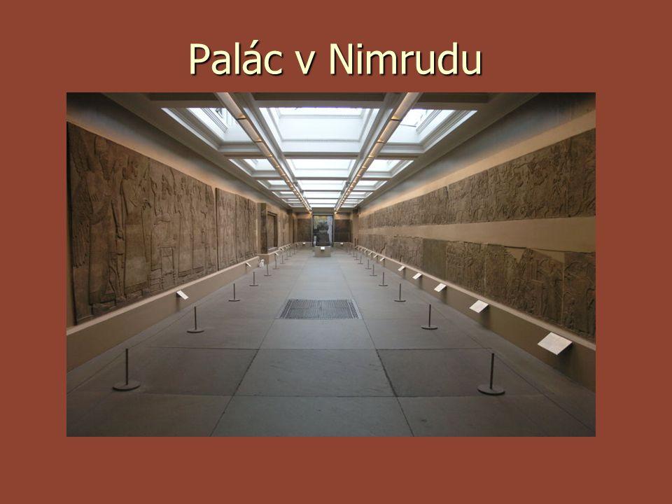 Palác v Nimrudu