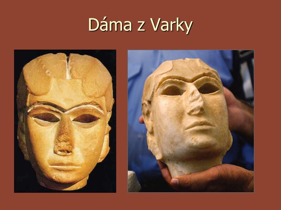 Dáma z Varky