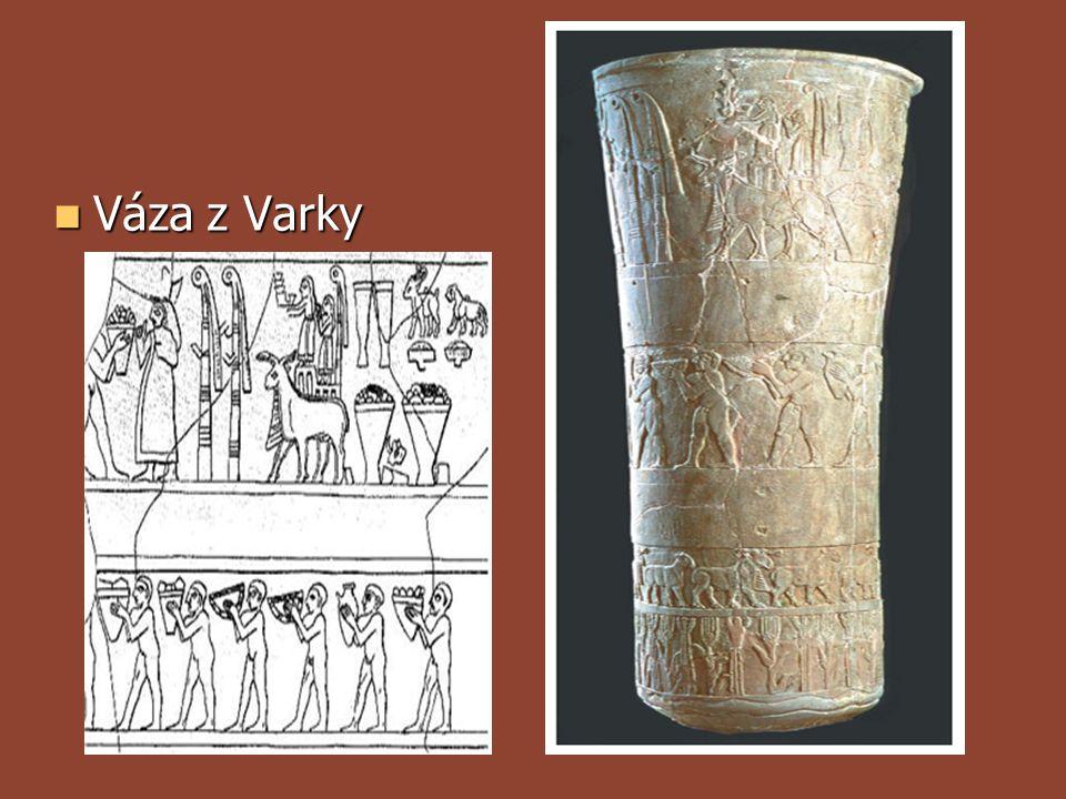 Váza z Varky