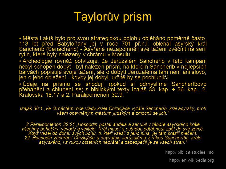 Taylorův prism