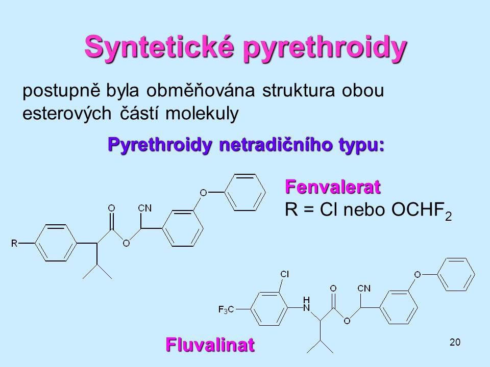 Syntetické pyrethroidy