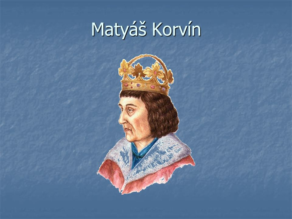 Matyáš Korvín