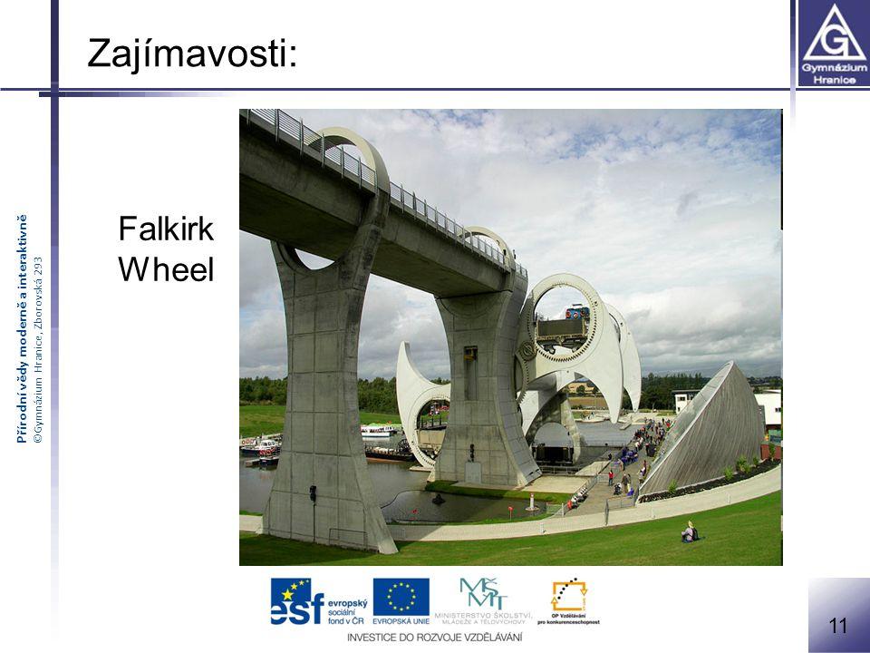 Zajímavosti: Falkirk Wheel 11
