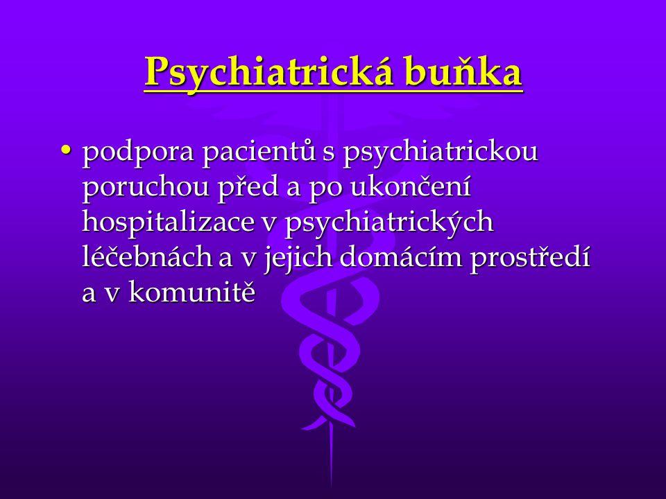 Psychiatrická buňka