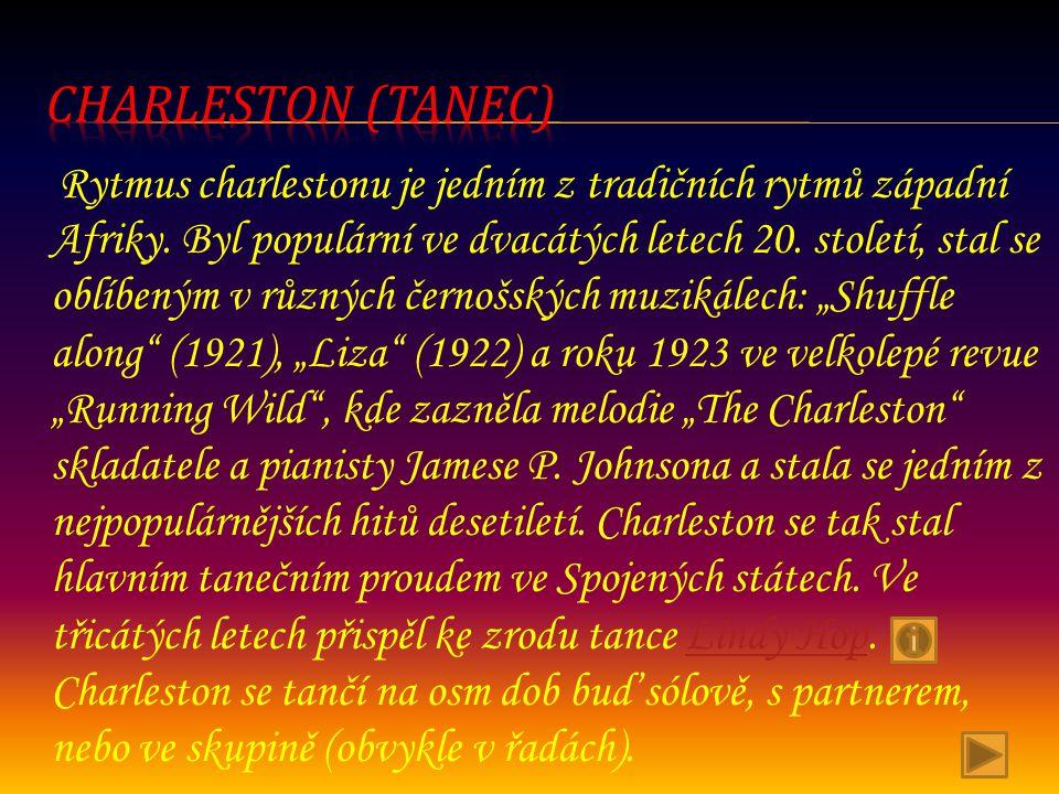 Charleston (tanec)