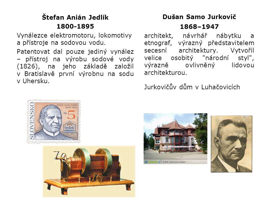 Dušan Samo Jurkovič 1868–1947.
