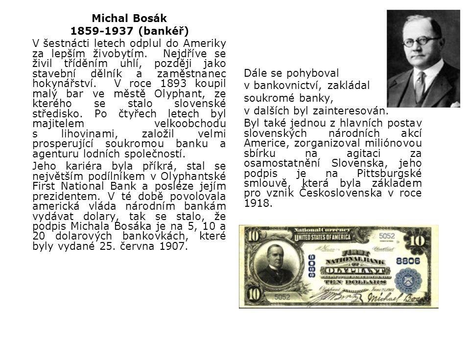 Michal Bosák 1859-1937 (bankéř)