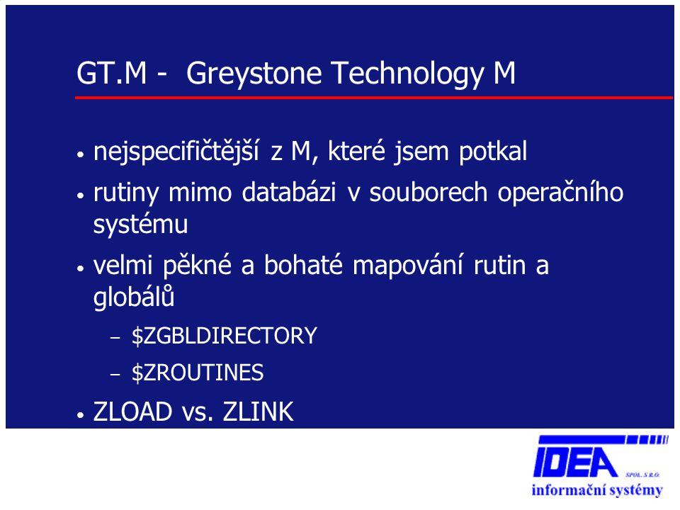 GT.M - Greystone Technology M