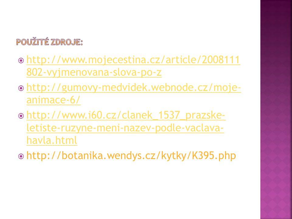 http://www.mojecestina.cz/article/2008111 802-vyjmenovana-slova-po-z