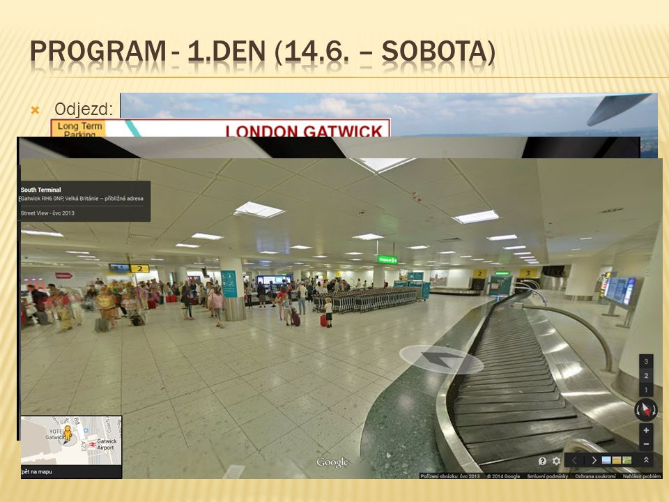 Program - 1.den (14.6. – SOBOTA)