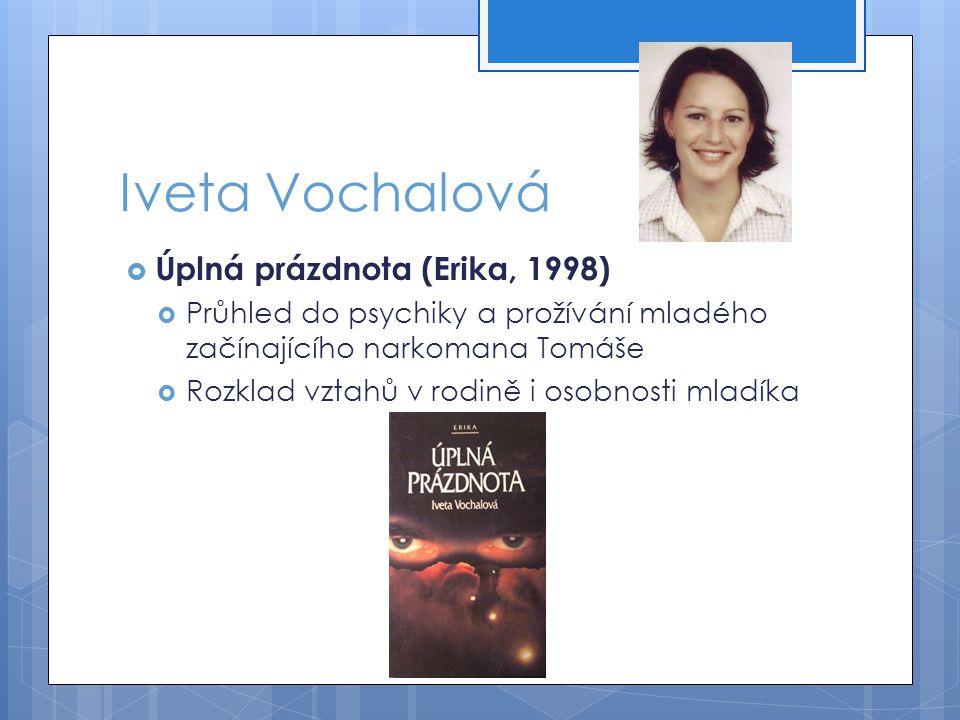 Iveta Vochalová Úplná prázdnota (Erika, 1998)