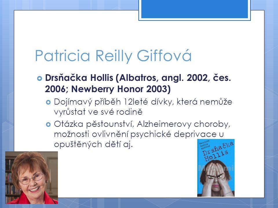 Patricia Reilly Giffová