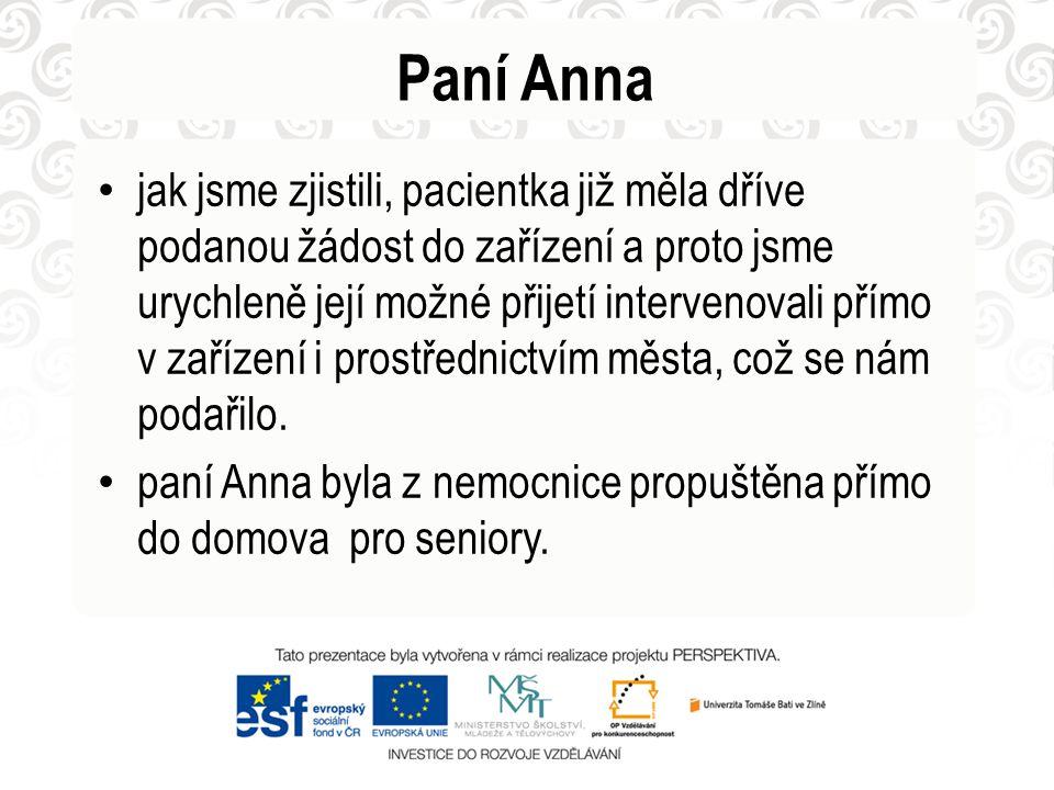 Paní Anna