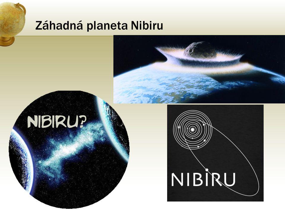 Záhadná planeta Nibiru