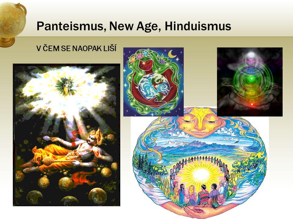 Panteismus, New Age, Hinduismus