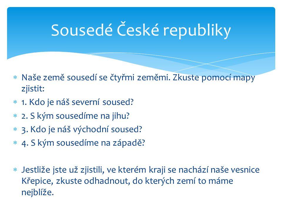 Sousedé České republiky