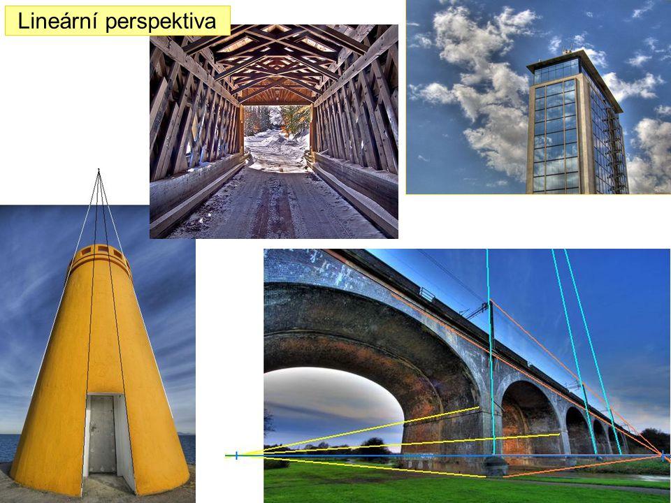 Lineární perspektiva