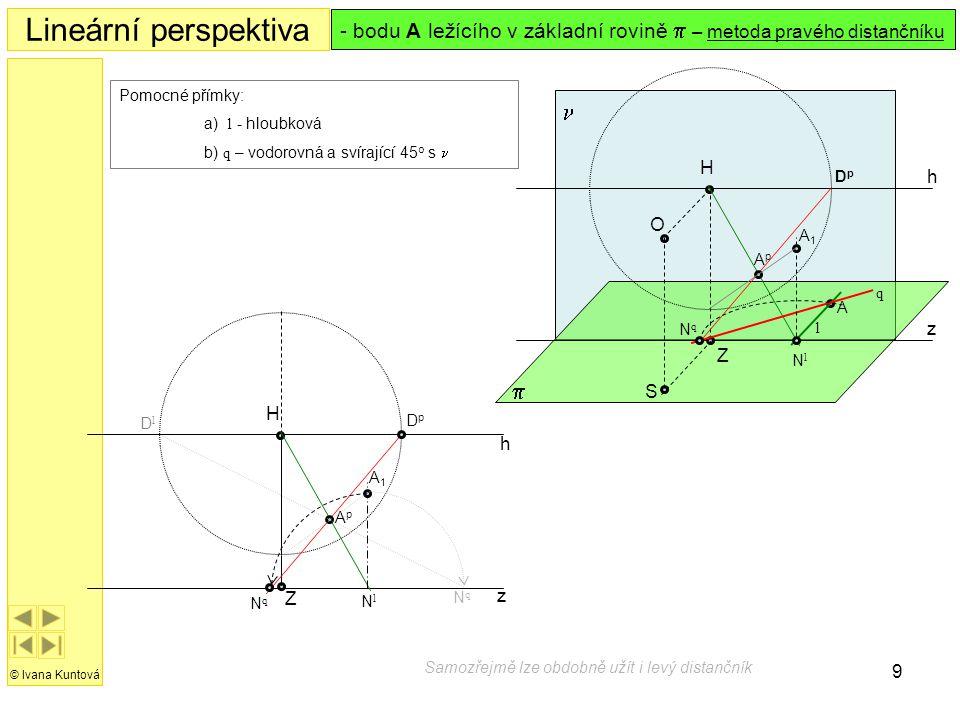 Lineární perspektiva n p