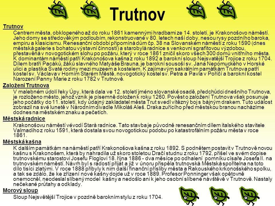 Trutnov Trutnov.