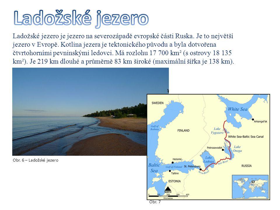 Ladožské jezero