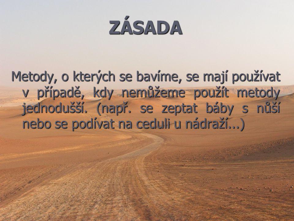 ZÁSADA
