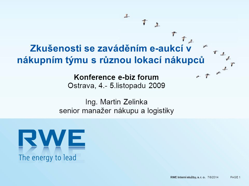 Konference e-biz forum
