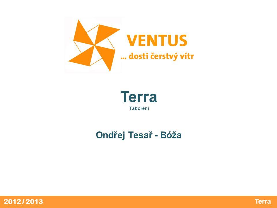Terra Táboření Ondřej Tesař - Bóža Terra