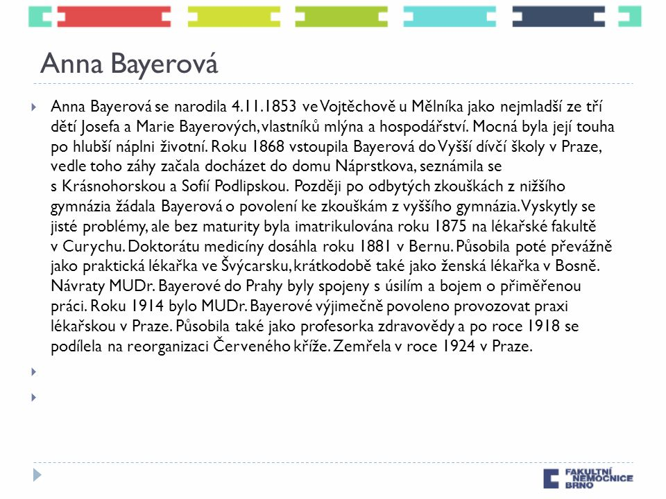Anna Bayerová