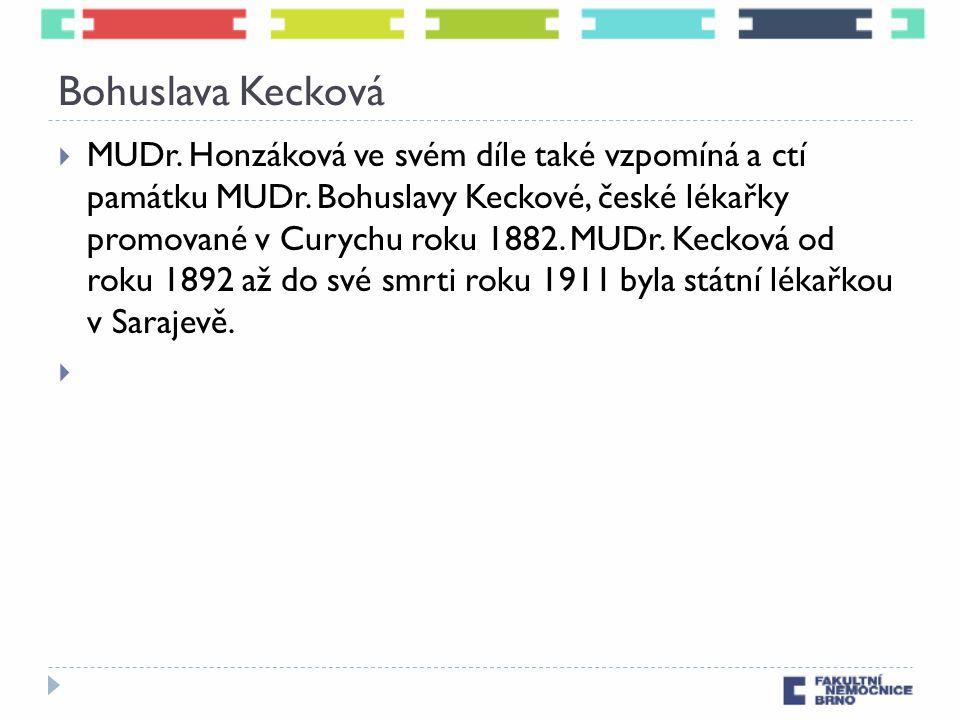 Bohuslava Kecková