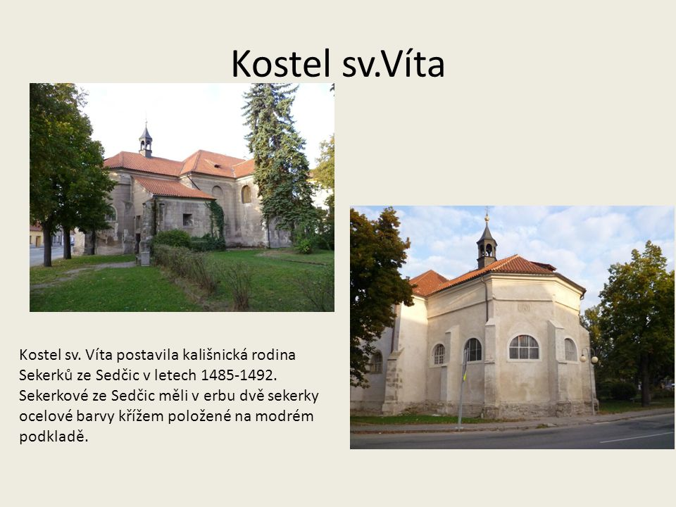 Kostel sv.Víta