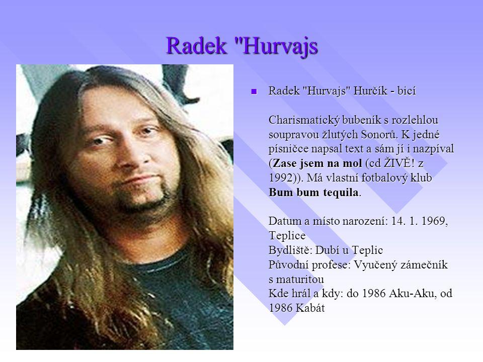Radek Hurvajs