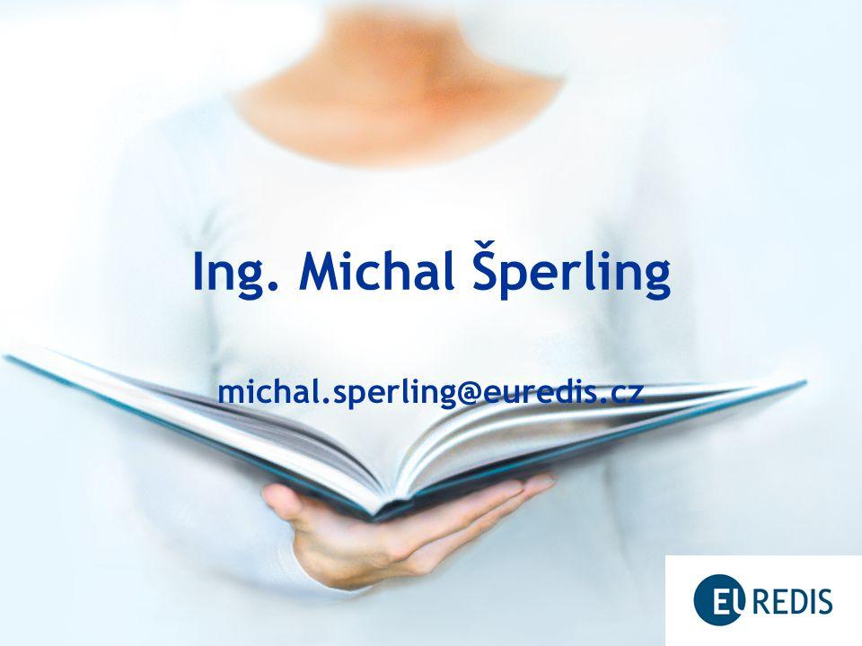 Ing. Michal Šperling michal.sperling@euredis.cz