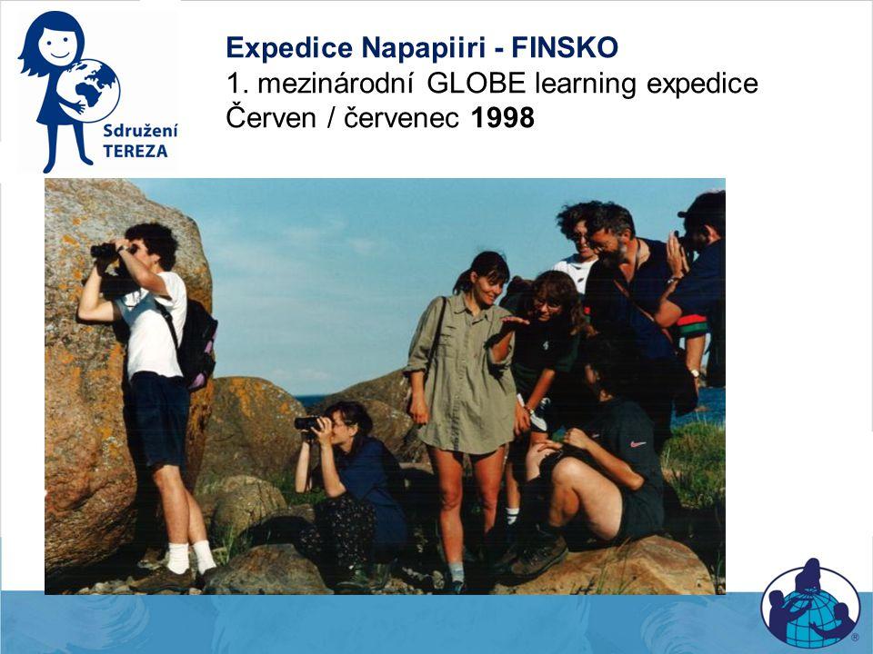 Expedice Napapiiri - FINSKO