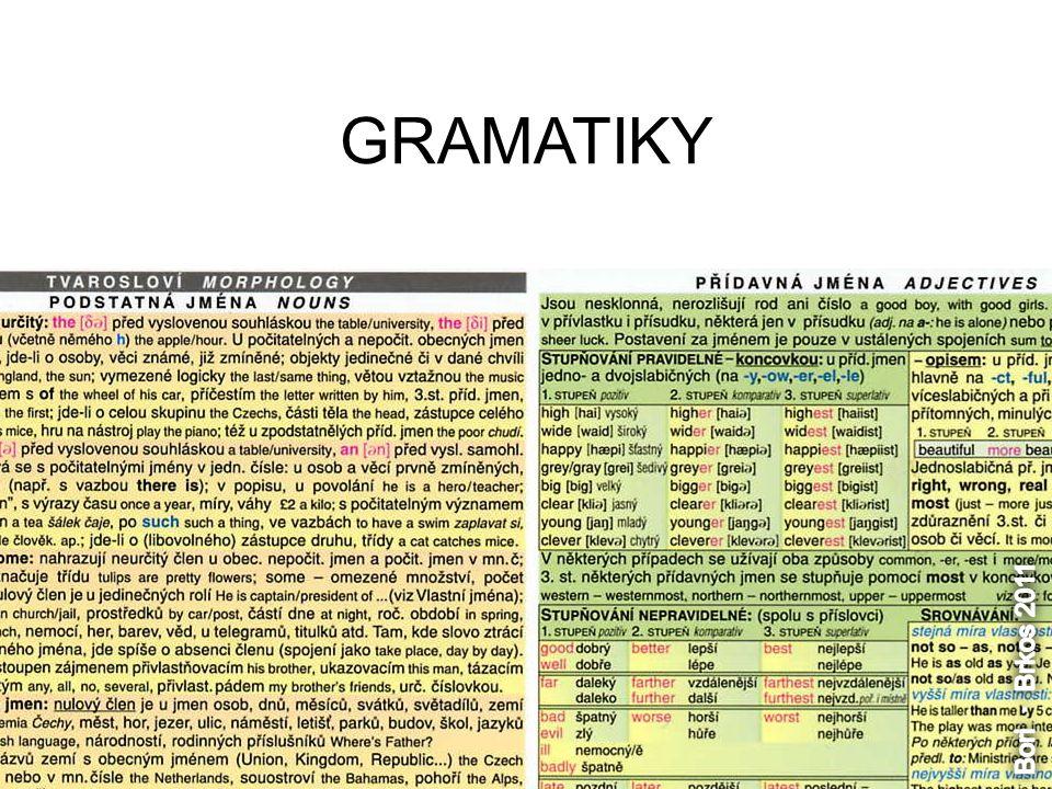 GRAMATIKY Bori · Brkos 2011