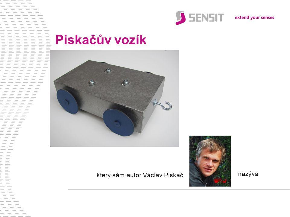 který sám autor Václav Piskač